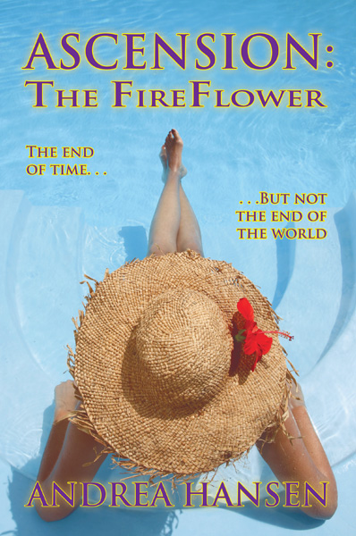Ascension: The FireFlower Book Cover